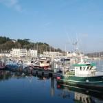 Audiern - ein wunderschöne kleine Hafenstadt in der Bretagne